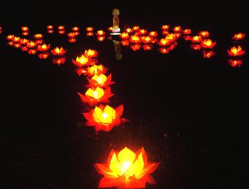 Cung Cấp Đèn Hoa Đăng Phật Giáo