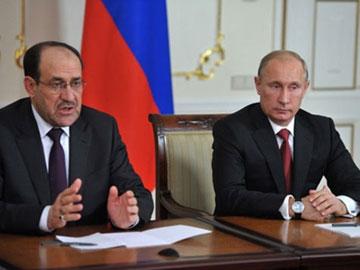 Vũ khí Nga trở lại thị trường Iraq