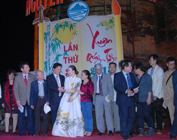 Đêm thơ Nguyên tiêu Phú Yên năm 2013