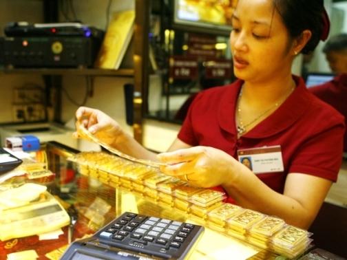Gia Vang Online: Giá Vàng SJC Tăng Trở Lại