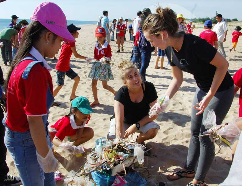 Projet de volontariat de SJ Vietnam, notre branche au Vietnam
