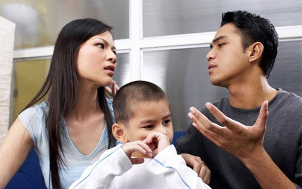 Kết quả hình ảnh cho vợ chồng mâu thuẫn