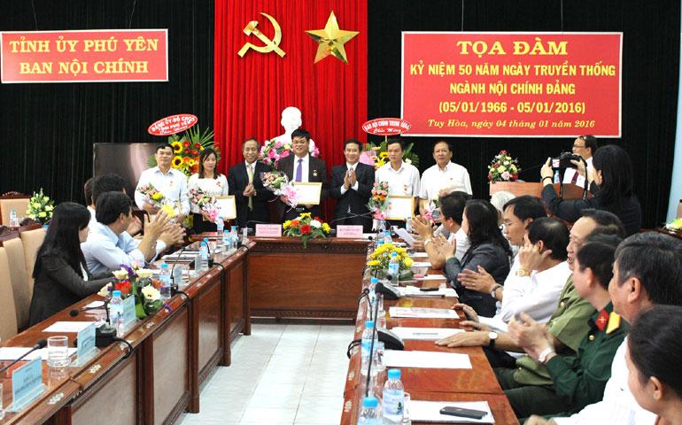 Phú Yên Online - Ban Nội Chính Tỉnh Ủy: Nỗ Lực Nâng Chất Công Tác Nội Chính  Trong Tình Hình Mới