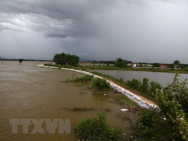 Phú Yên Online - Đà Nẵng đến Bình Thuận có mưa lớn diện rộng trong ba ngày 6-8/8