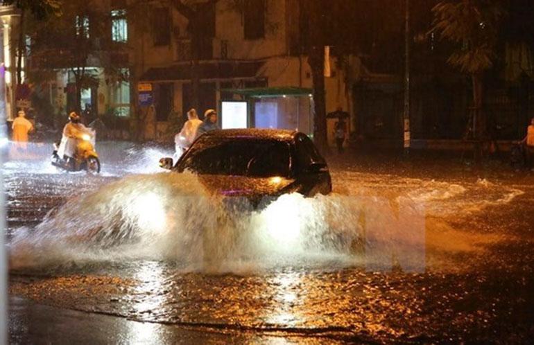 Phú Yên Online - Đà Nẵng đến Bình Thuận, Tây Nguyên và Nam Bộ tiếp tục có mưa to