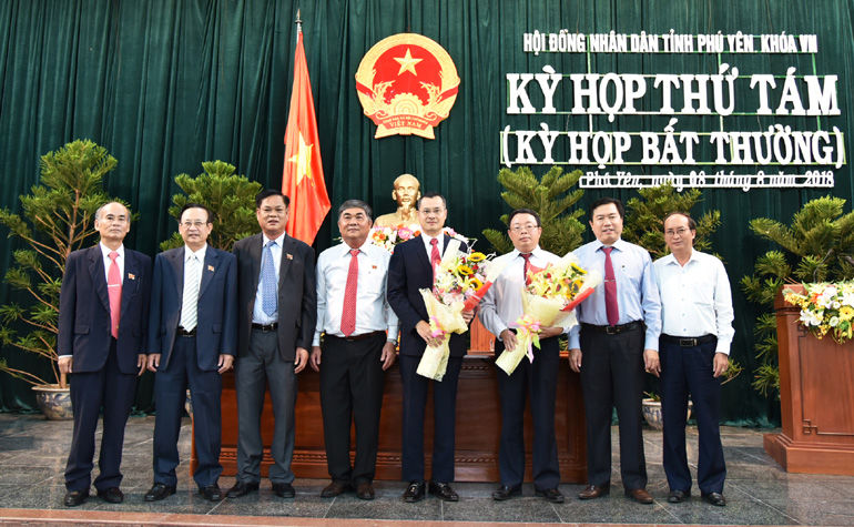 Ông Phạm Đại Dương làm Chủ tịch UBND tỉnh Phú Yên